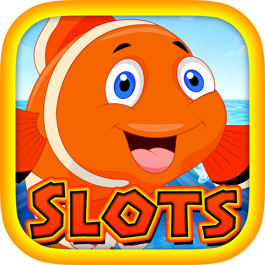 A Gambling Fish Mania Casino Slot Machine - Win Big Money Jackpots at Lucky Bonanza Free